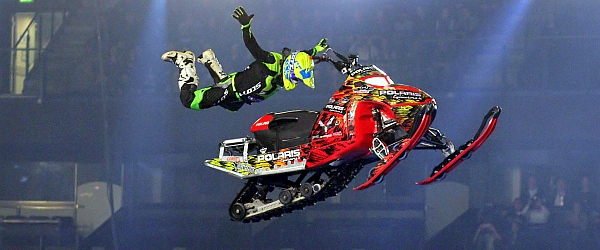 Night of Freestyle Barclaycard Arena Hamburg 2019 Motocross FMX BMX