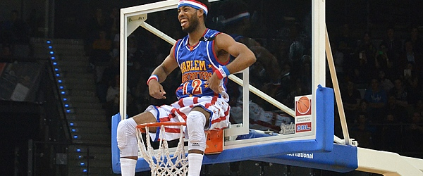 The Harlem Globetrotters Basketball Show
