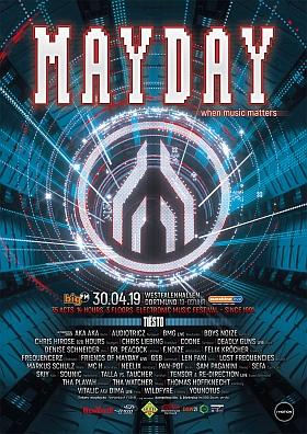 Mayday 2019 Westfalenhallen Dortmund