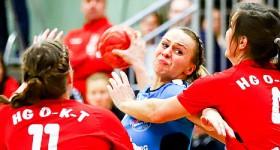Handball Final Four Frauen 2019 Henstedt Ulzburg