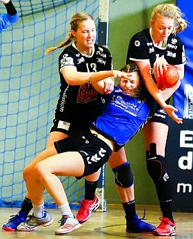 Handball Final Four Frauen 2019 Henstedt Ulzburg