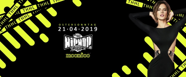 The Hip Hop Lounge 2019 Moondoo Hamburg