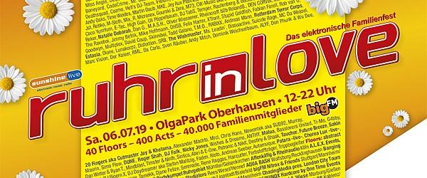Ruhr in Love 2019 OlgaPark Oberhausen