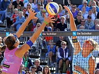 Deutsche Beach Volleyball Meisterschaft 2018 Timmendorfer Strand