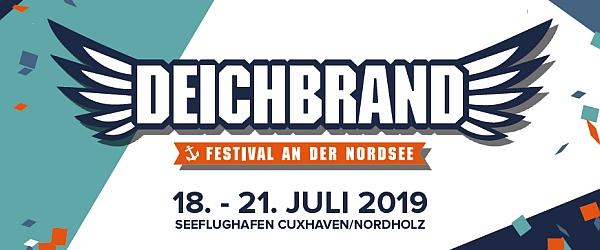 Deichbrand Festival 2019 Cuxhaven Nordholz