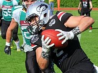 Hamburg Huskies Hannover Spartans GFL 2019 Football
