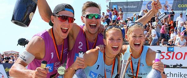 26.07. – 28.07.2019: Die Techniker Beach Tour in St. Peter-Ording