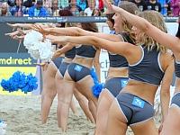 Deutsche Beach Volleyball Meisterschaft 2019 Timmendorfer Strand