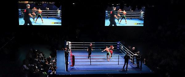 GET IN THE RING 2019 Hamburg Kickboxen Kampfsport