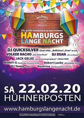 Hamburgs lange Nacht 2020 Hühnerposten
