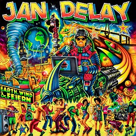 Jan Delay Earth Wind Feiern